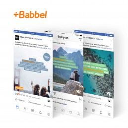 Babbel Screen